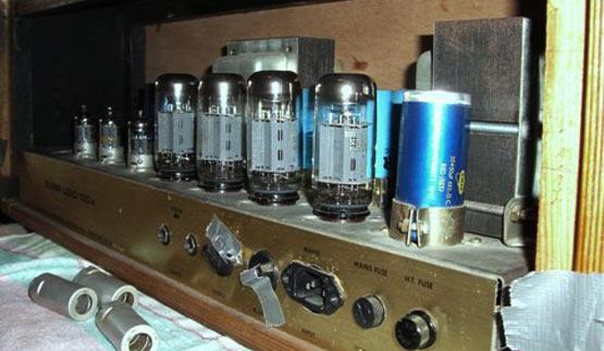 marshall tubes
